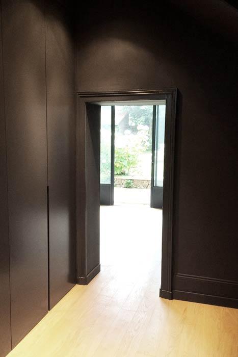 Rénovation d'une maison - Entrée de caractère - La Roche-sur-Yon