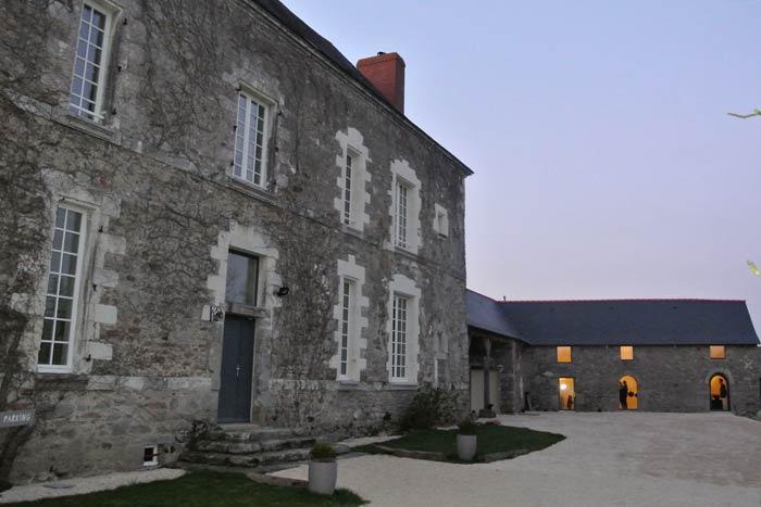 Façade du château - Orvault 44