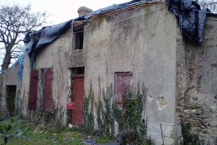 Bâtiment existant - Réhabilitation et extension d'une maison