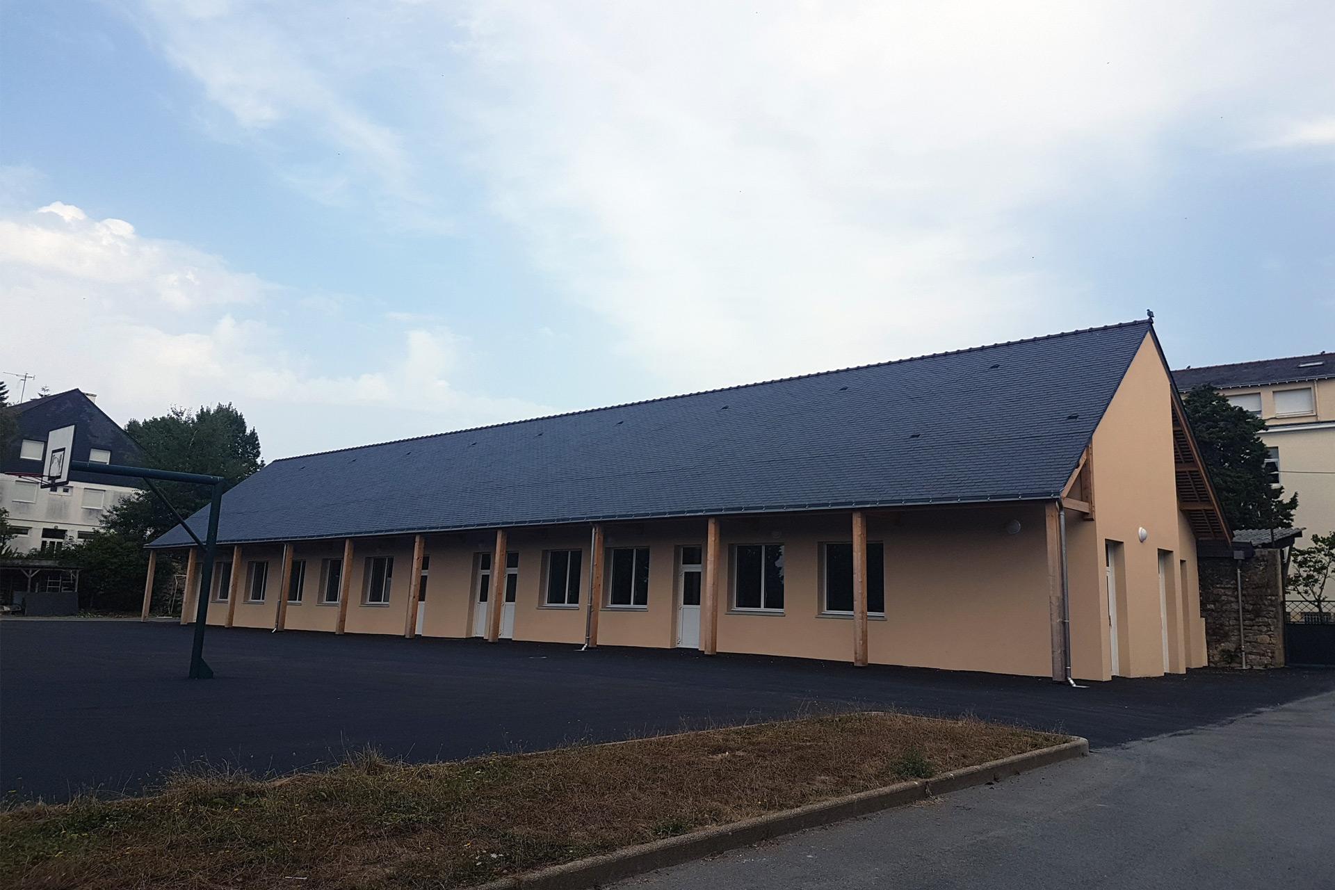 Bâtiments neufs et rénovation - Loire-Atlantique