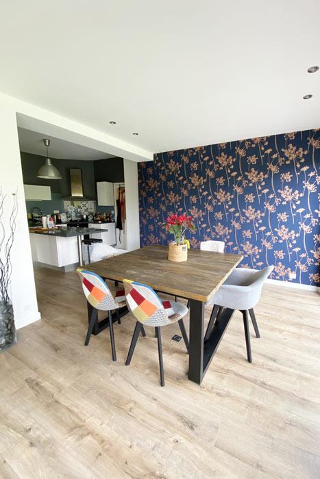 Extension maison - Séjour et cuisine - Loire-Atlantique