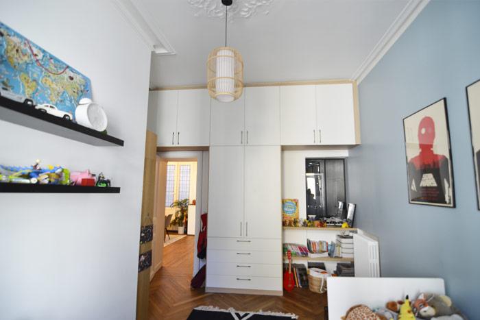 Chambre rénovation - Nantes