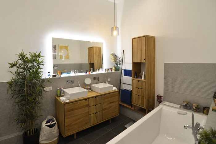 Salle de bain rénovation - Nantes