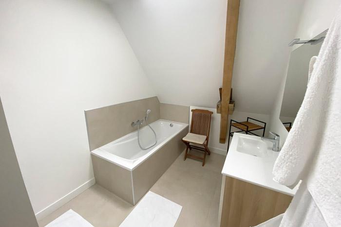 Salle de bain - maitre d'œuvre 44
