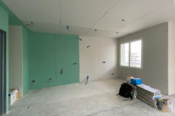 Pendant travaux - Rénovation La Baule 44