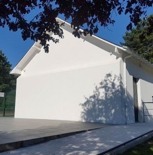 Rénovation complète d'une maison associative