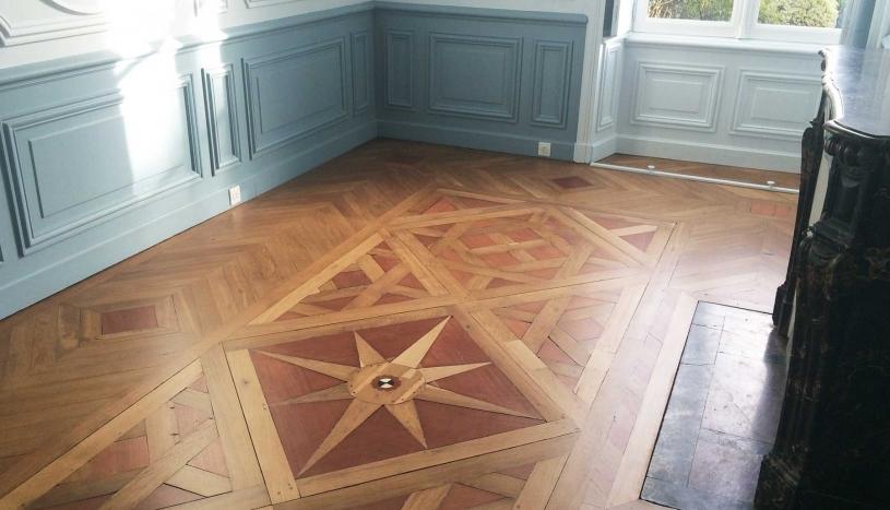 Rénovation d'un appartement nantais du XVIIIe siècle