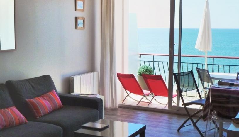 Réaménagement appartement à La Baule