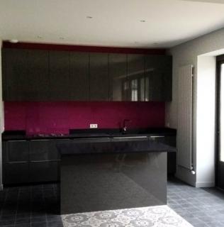 Rénovation d'une maison à la Roche-sur-Yon