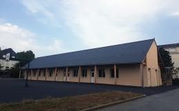 Extension et rénovation d'un collège