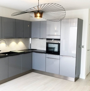 Rénovation d'un appartement T2 en T3 à La Baule