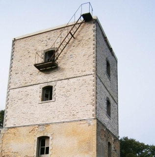 Rénovation d'un ancien château d'eau