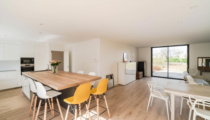 Maison de plain-pied : une transformation totale !