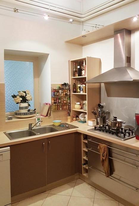 Avant rénovation - Cuisine - Nantes