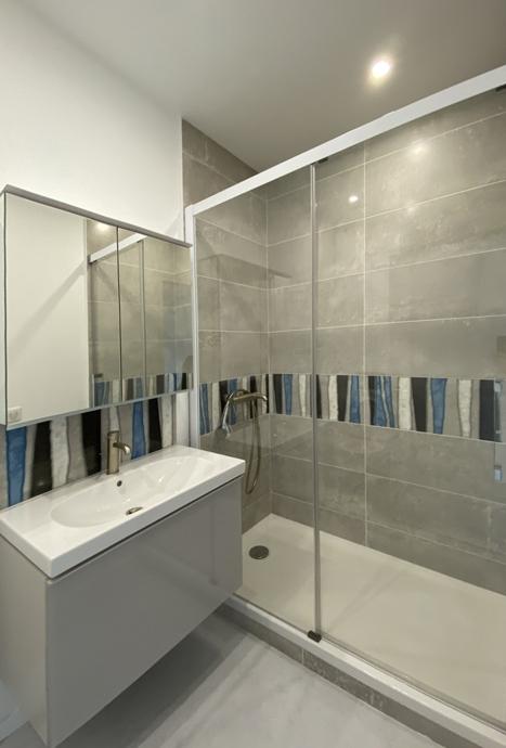 Salle d'eau - Rénovation La Baule 44