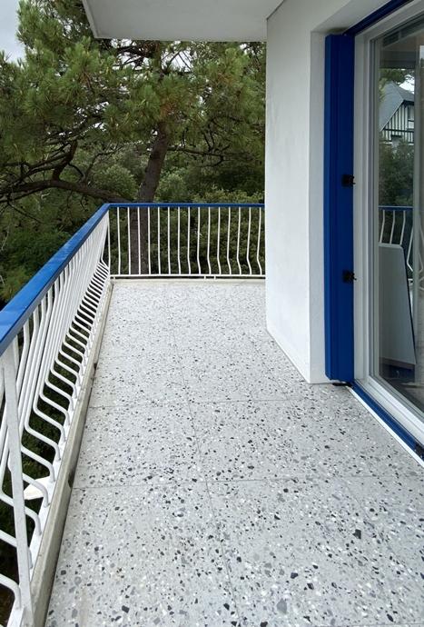 carrelage terrazzo - Rénovation La Baule 44