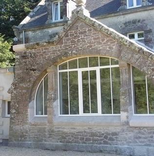 Extension et rénovation d'une grande demeure familiale à Guérande