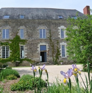Rénovation complète d'un château du XVIIe siècle à Orvault