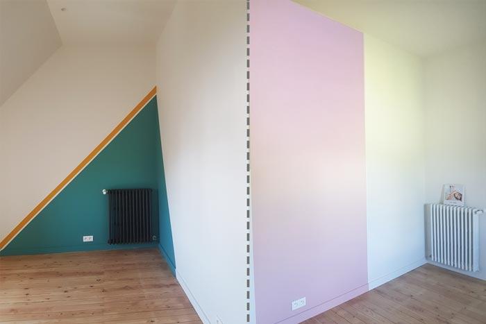 chambres enfants maison de Nantes