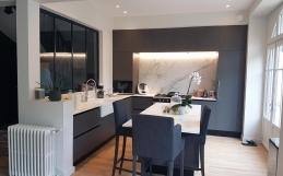 Belle maison rénovée à Nantes
